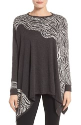 Nic Zoe Women's Whimsical Waves Poncho