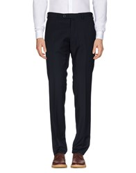 Domenico Tagliente Casual Pants Dark Blue