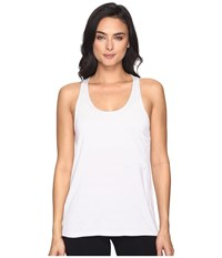 Lorna Jane Unwind Casual Tank Top Galaxy White Stripe Women's Sleeveless