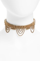 Panacea Women's Chain Drop Choker