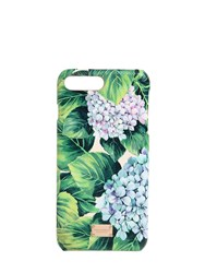 Dolce And Gabbana Hydrangea Leather Iphone 7 Plus Case