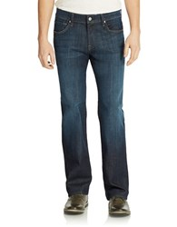 7 For All Mankind La Dark Wash Jeans Los Angeles Dark