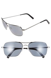 Men's Randolph Engineering 'Archer' 59Mm Polarized Sunglasses Dark Ruthenium Gray Pc
