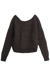 Juicy Couture Oversize Knit Pullover
