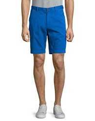 Brooks Brothers Stretch Cotton Chino Shorts Navy