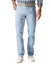 Dockers Alpha Slim Tapered Khaki Pants Open Blue