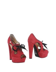 Islo Isabella Lorusso Shoe Boots Brick Red