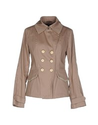 Fay Suits And Jackets Blazers Women Khaki