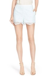 Women's Ted Baker London 'Azaria' Lace Shorts