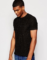 Reiss Neppy T Shirt Black