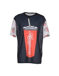 Happiness Topwear T Shirts Men Lead