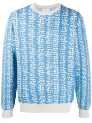 Christian Wijnants Jacquard Long Sleeve Jumper 60