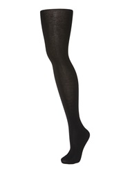 Linea Merino Wool Tights Black