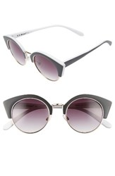 A. J. Morgan Women's A.J. Temple 50Mm Sunglasses