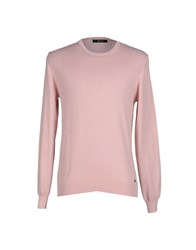 Guess By Marciano Knitwear Jumpers Men Pink