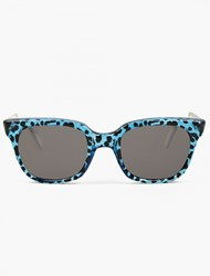 Sheriff And Cherry Blue Wild Cat G11 Sunglasses