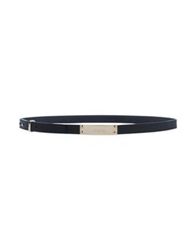 Jo No Fui Belts Black