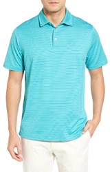Tommy Bahama Men's On Par Stripe Spectator Polo