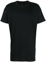 Barbara I Gongini Round Neck T Shirt Black