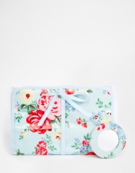 Cath Kidston Cosmetic Roller Case Park Rose Parkrose
