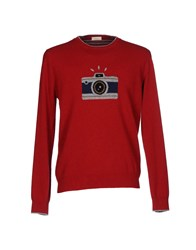 Altea Dal 1973 Sweaters Red
