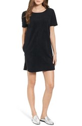 Velvet By Graham And Spencer Women's Faux Suede Dress