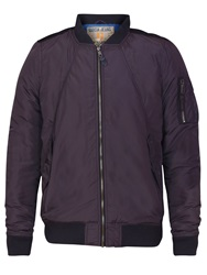Garcia Full Zip Bomber Jacket Grey
