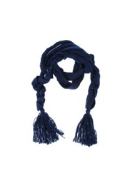 Atelier Fixdesign Oblong Scarves Black