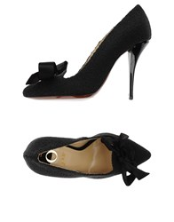 O Jour Footwear Courts Women Black