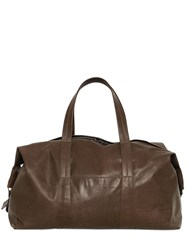 Maison Martin Margiela Soft Leather Sailor Duffle Bag