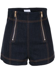 Alice Mccall Bloomsbury Shorts Blue