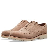Grenson Stanley Xs Brogue Grey