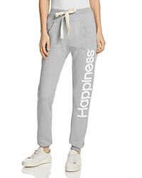 Happiness Sweatpants Grey