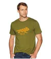 Toadandco Imbedded Toad Tee Thyme T Shirt Green