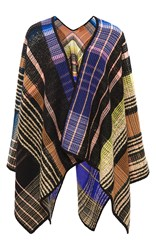 Missoni Plaid Shawl Multi