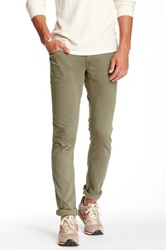 Fidelity Jimmy Tailored Slim Fit Pant Green