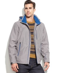 Hawke And Co. Outfitter Pro Tracker Fleece Lined Performance Parka Charcoal