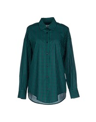 The Editor Shirts Shirts Women Green