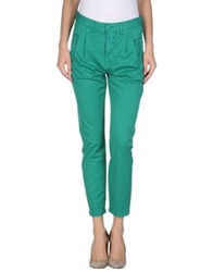 Closed Casual Pants Green