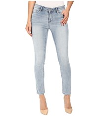Calvin Klein Jeans Ankle Skinny In Dusky Day Dusky Day Women's Blue