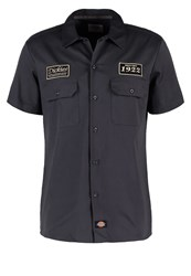 Dickies North Irwin Shirt Charcoal Grey Mottled Grey