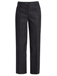 Calvin Klein High Waisted Wide Leg Jeans Denim