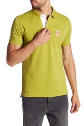 Psycho Bunny Cayman Pima Cotton Polo Green