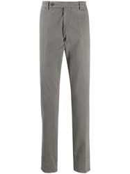 Berwich Straight Leg Trousers Grey