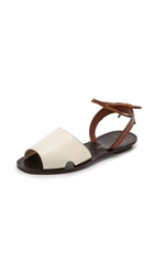 Maiyet Desert Sandals Off White