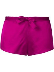 Gilda And Pearl Sophia Shorts Pink And Purple