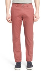 Bonobos Men's Straight Fit Washed Chinos Fire Roasted