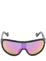 Moncler Shield Mirrored Sunglasses Multi