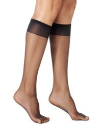 Berkshire Sheer Support Knee Highs Hosiery City Beige