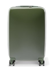 Raden A22 Carry Trolley Unisex Polyester Polycarbonite One Size Green